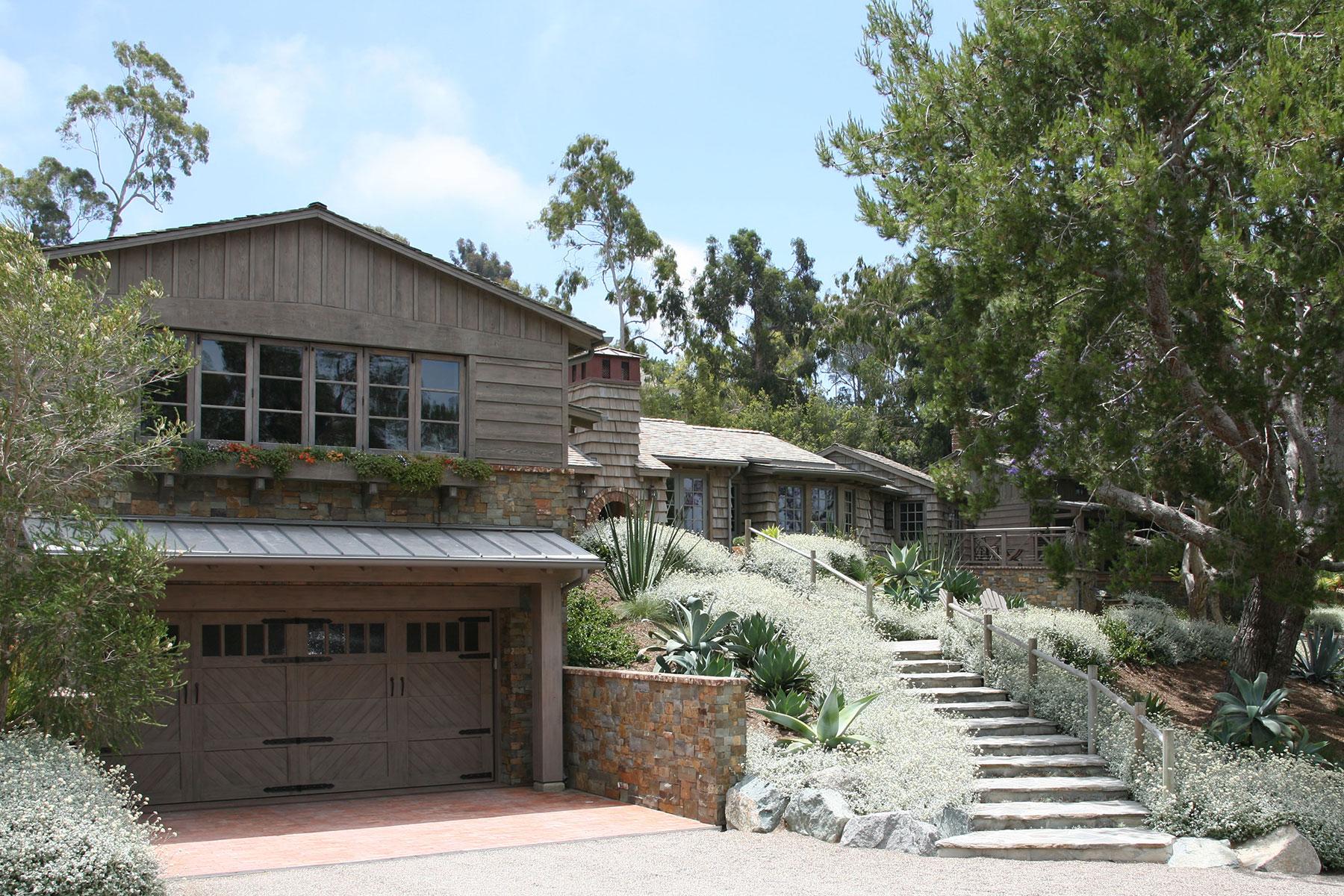 Pottery Canyon R Douglas Mansfield Architect Inc